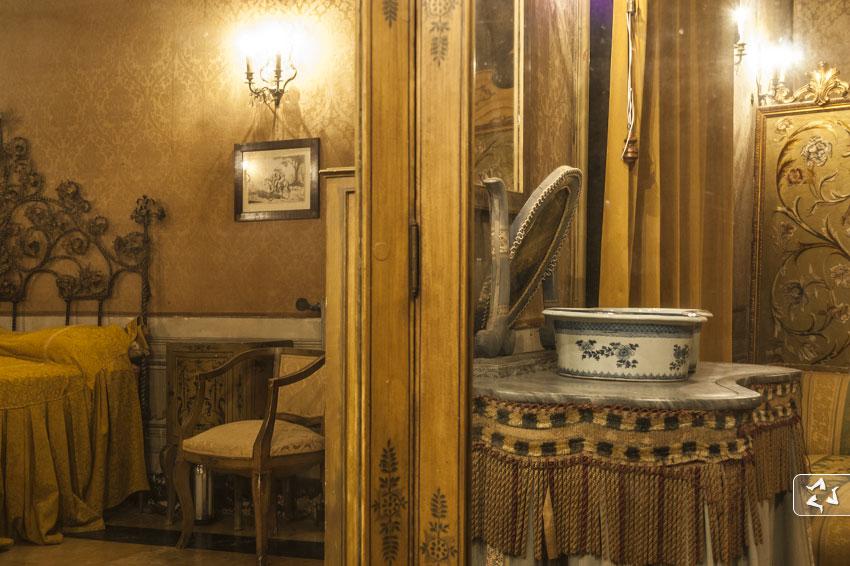Villa Niscemi - Palazzi di Palermo - Turismo Palermo