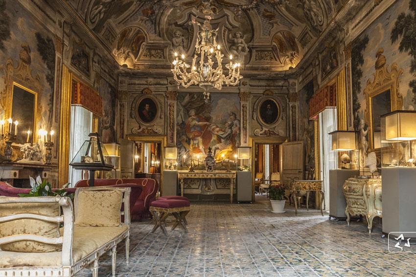 Villa niscemi palazzi di palermo turismo palermo for Palazzi di una storia